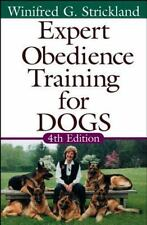 Expert Obedience Training for Dogs, Fourth Edition-ExLibrary