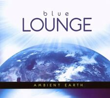 Blue Lounge Ambient Earth CD Giacomo Bondi Chillout Luna Latin Vibe VibraPHile