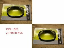 2x SKI-DOO REV TRIM RING FOR PULL START  part# 502006897