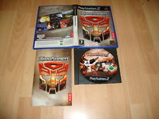 TRANSFORMERS DE ATARI PARA LA SONY PLAY STATION 2 PS2 USADO EN BUEN ESTADO