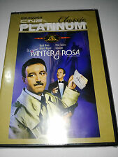 LA PANTERA ROSA DVD SLIM PETER SELLERS ROBERT WAGNER ESPAÑOL ENGLISH NEW NUEVA
