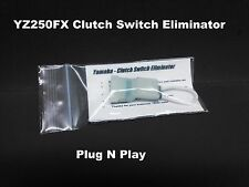 Clutch Switch Eliminator YZ250FX Plug N Play - FREE GYTR Tuner Map 2015-2017