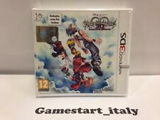 KINGDOM HEARTS DREAM DROP DISTANCE NINTENDO 3DS NUOVO SIGILLATO PAL ITA VERSION