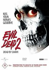Evil Dead 2 - Dead By Dawn (DVD, 2004)