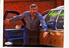 GEORGE CLOONEY MOVIE STAR/ACTOR SIGNED 8X10 PHOTO JSA COA #I87490 AUTOGRAPH