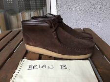Clarks Originals Wallabees Brown Wu Tang Size 10 US Mens