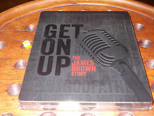 Get On Up SteelBook Blu-Ray ..... Nuovo