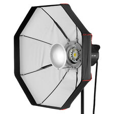 Jinbei BD-120cm Silver Foldable Beauty Dish Softbox with Bowens mount