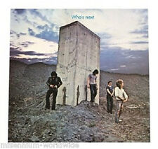 "NEW & SEALED - THE WHO - WHO'S NEXT - 12"" VINYL LP - RECORD ALBUM"