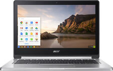 """Acer - R 13 2-in-1 13.3"""" Touch-Screen Chromebook - MT8173 - 4GB Memory - 32GB..."""