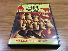 ** The Men Who Stare at Goats (DVD Widescreen, 2010) **