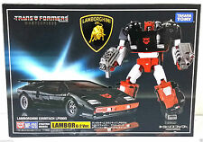 New Transformers masterpiece MP-12G sideswipe lambo black version Lamborghini