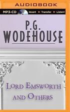 Lord Emsworth and Others by P. G. Wodehouse (2015, MP3 CD, Unabridged)