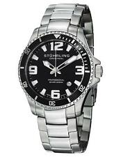 Stuhrling Original 395 33B11 2 Regatta Champion Swiss Quartz Mens Watch