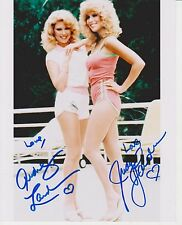Judy & Audrey Landers Signed Photo of The Landers Sisters - PLAYBOY BABES - SEXY