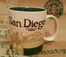 Starbucks Coffee City Mug/Tasse/Becher SAN DIEGO, Global Icon, NEU & unbenutzt!!