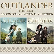 Outlander: Season One Soundtrack Collection - Bear Mcc (2015, CD NEUF)2 DISC SET