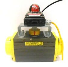 COMPAC TORQUE ACTUATOR WITH LIMIT SWITCH, SIZE 60, J-FLOW LIMIT SWITCH BOX