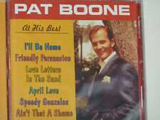 PAT BOONE..At His Best...20.Songs.
