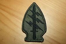 US ARMY VIETNAM SUBDUED SPECIAL FORCES PATCH BADGE SEW ON