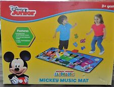 Disney Jr. Mickey Mouse Interactive Piano Music Mat Memory Game 5 Tunes