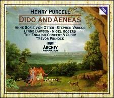 Henry Purcell: Dido and Aeneas (CD, Jul-1989, DG Archiv)