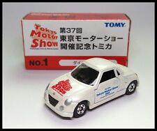 TOMICA 37TH TOKYO MOTOR SHOW 1 Daihatsu Copen 1/54 TOMY DIECAST CAR 15