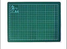 A4 Tapis de découpe imprimé lignes de grille antidérapante couteau board crafts modèles