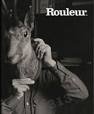 ROULEUR Cycling Magazine Issue 39 - Publication 2013 - VG Condition - FROOME DOG