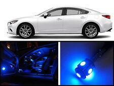 2014 - 2016 Mazda 6 Premium Blue LED Interior Package (7 Pieces)