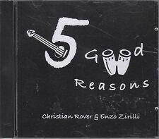 CHRISTIAN ROVER & ENZO ZIRILLI - five good reasons CD