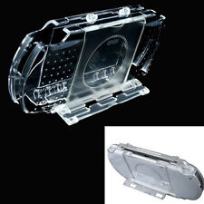 Protector Clear Crystal Travel Carry Hard Cover Case for Sony PSP 2000 3000 BUA#
