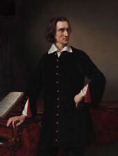 Portrait of Ferenc Liszt 1811 bis 1886 Miklos Barabas K&K Komponist B A3 02899