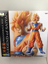DRAGON BALL Z GOKU SS LEGEND OF SAIYAN FIGURA NUEVA NEW FIGURE