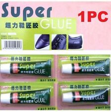 Super Adhesive Glue Shoe Repair Tube Leather Rubber Strong Bond Fast Glue 1PC