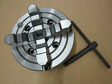 """8"""" precision 4 jaw indenpendent lathe chuck"""