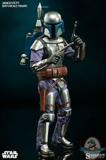 1/6 Sixth Scale Star Wars Jango Fett Sideshow Collectibles
