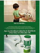 Publicité Advertising 1973 Le Produit Ajax