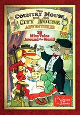 COUNTRY MOUSE AND THE CITY MOUSE ADVENTURES 26 MICE TALES AROUND THE WORLD DVD