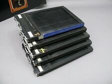 Riteway 4x5 cut film holder. Lot of 5. See description       ( Lot A-1)