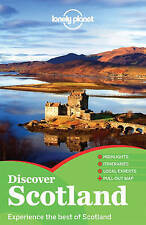 DISCOVER SCOTLAND  LONELY PLANET GUIDE By Neil Wilson