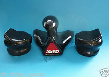 FREE P&P* GENUINE ALKO Extended Neck Towball Cover & 2 x Socket Covers