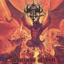 Thy Infernal - Warlords of Hell CD 2001 black metal Moribund Records