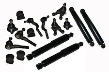 Mitsubishi Montero Sport Rear & Front Shocks Tie Rods Ball Joints Bushing Kits