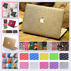 Matte Quicksand Leather Hard Case+KB Cover for MacBook 12