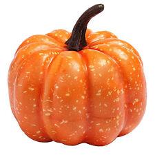 Artificial Fake Decor Fruits Vegetables Lifelike Foam Fruits Pumpkin Halloween