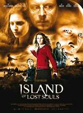 ISLAND OF LOST SOULS Movie POSTER 27x40