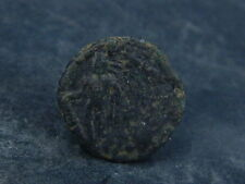 Ancient Bronze Coin Bactrian 100 BC No Reserve  #BR206
