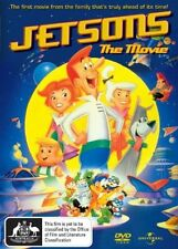 Jetsons - The Movie (DVD, 2007) New DVD Region 4 Sealed
