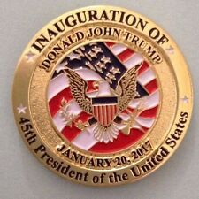 Donald Trump 45th Presidential Inauguration Lapel Pin 2017